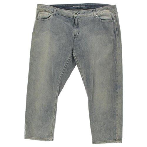 Comfort Denim Cropped Pants - 3