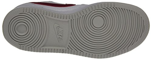 amazon sale online good selling cheap price Nike Women's WMNS Court Borough Low Gymnastics Shoes White (White/Noble Red-solar Red-pure Platinum) gCKZB