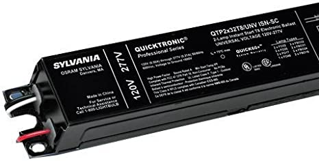 OSRAM SYLVANIA QTP4x32T8//UNV-ISN-SC 49947 4 FLUORESCENT Ballasts-Fluorescent-HID
