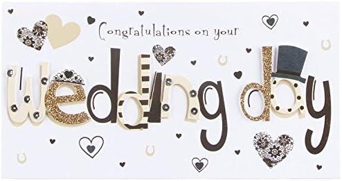 Tarjeta de felicitación (TP8845) - boda felicitaciones ...