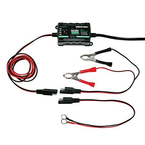 Intelligent Hardware (Extreme Max 1229.4000 Battery Buddy Intelligent 6V / 12V Battery Charger / Maintainer)