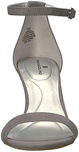 Madia Heeled Women Sandal Heather Grey Bandolino HqZ1wCR7wx