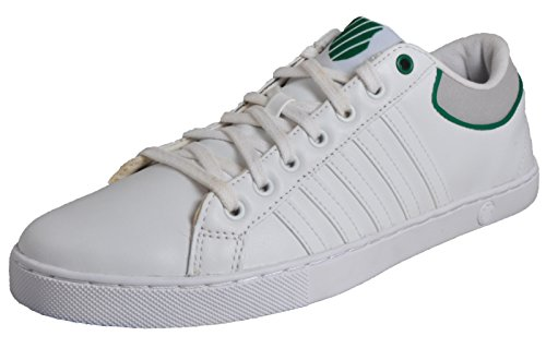 K Eu White white 40 swiss Sneaker Uomo Bianco Cw7CUqr