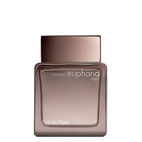 Calvin Klein intense euphoria for Men Eau de Toilette, 1.7 Fl Oz