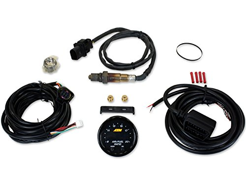 Aem Fuel Controller - AEM X-Series Wideband UEGO AFR Sensor Controller Gauge with OBDII Connectivity