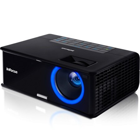 InFocus IN2114 Meeting Room DLP Projector, Network capable, 3D ready, XGA, 3000 Lumens