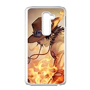 LG G2 Cell Phone Case White Anime iPhoneWallpapers OnePiece16 JSY4215396KSL