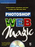 Photoshop Web Magic, Ted Schulman and Renee LeWinter, 1568303149