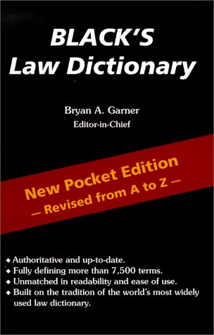 Law Dictionary Pdf