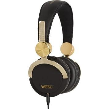 WESC Bassoon c106485999000 casco Banda Negro Dorado