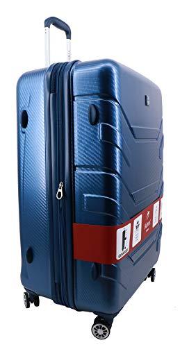 Blue 31 51 Suitcase 74 Airtex Navy X wR656pq