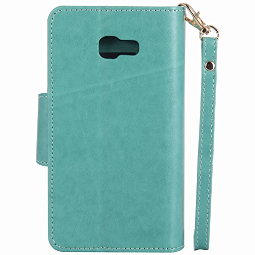 Leather Shell Shell Pu Case Flip Protective Premium A5 Casemate Wallet Case Slot 2017 Design Cover Flap Stand Case Cover Slim Housing Skin Card Bumper Girl Embossment Yiizy TZwB6WWq