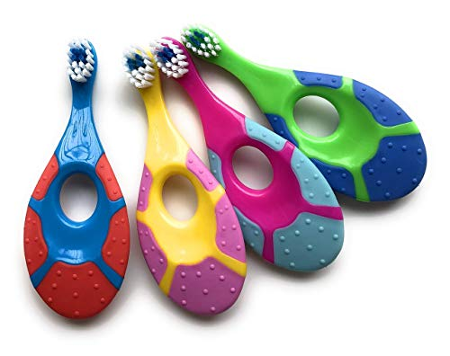 How to find the best toddler toothbrush age 2-4 boy for 2019?