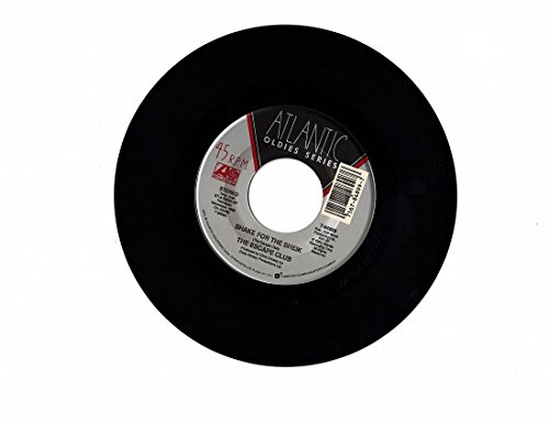 Shake for the sheik (1988) / Vinyl single [Vinyl-Single 7''] (The Escape Club Shake For The Sheik)