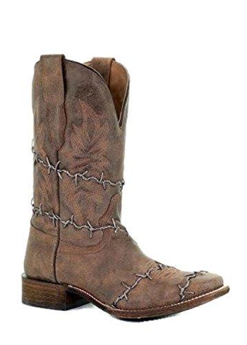 Corral Boots Heren A3532 Bruin