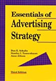 Essentials of Advertising Strategy, Don E. Schultz and Anne Allison, 084423527X