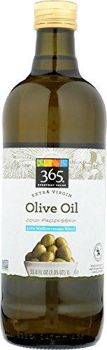 365 Everyday Value, Extra Virgin Olive Oil 100% Mediterranean Blend, 33.8 fl oz