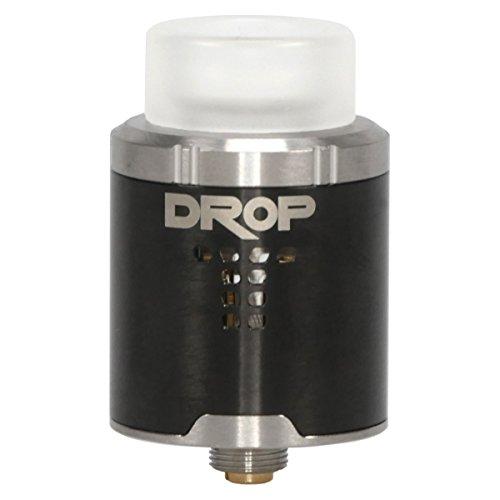 DigiFlavor Drop RDA Clearomizer, Durchmesser 24 mm, Squonk Pin, Dripper, Selbstwickler, Riccardo Verdampfer für e…