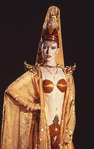 Melody Anderson Sexy Costume Flash Gordon Original 35mm Transparency Slide