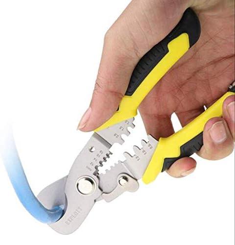 家の修理に適したプライヤーツール、つまり屋外産業用メンテナンス多機能電線ストリッパープライヤーセット