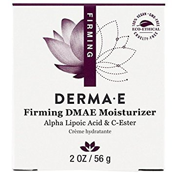 Derma E Firming DMAE Moisturizer Alpha Lipoic Acid & C-Ester, 2 oz ( Pack of 20) by Derma E