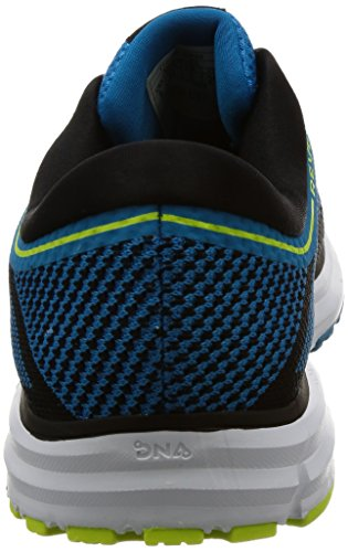 Brooks Scarpe Running Uomo - Revel - 110260-433 - Methy-Blue-LimePopsicle-Black-42.5