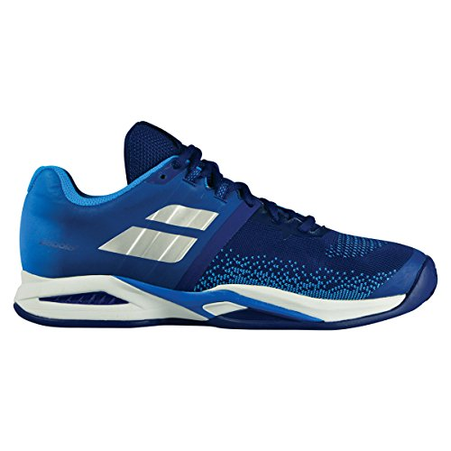 Babolat-Propulse Blast Clay Hombre Zapatillas de tenis azul oscuro