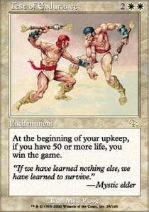 Magic: the Gathering - Test of Endurance - Judgment