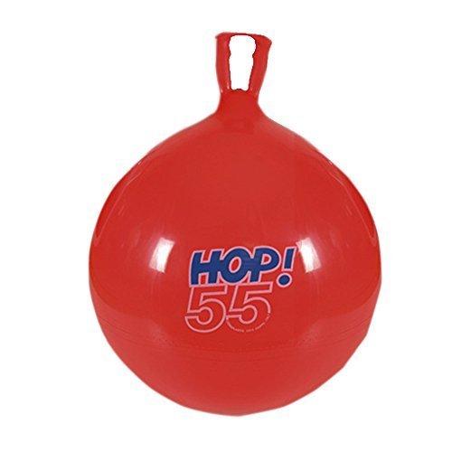 Gymnic / Hop-55 22 Hop Ball, Red by Gymnic - Gymnic Hop Ball