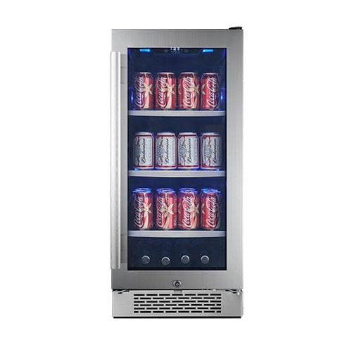 Lock Beverage Cooler (Avallon ABR151SGRH 86 Can 15