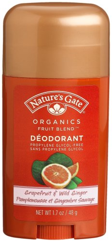 NATURE'S GATE STICK DEOD,GRPFRT&GINGER, 1.7 OZ
