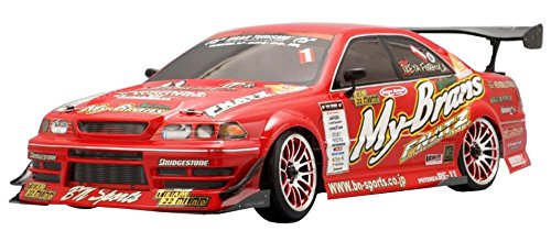 ヨコモ ドリフトカー用 Team22 FNATZ JZX100 MARKII ボディ セット SD-SDSA B00YXE648Q