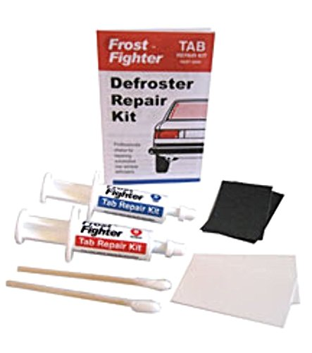 Frost Fighter Rear Defroster Tab Bonding Kit (Defroster Kit)