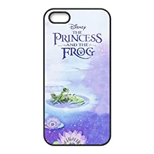 Princess and the Frog iPhone 5 5s Cell Phone Case Black XKW