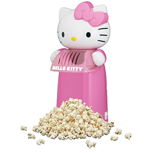 Hello Kitty KT5235 Hot Air Popcorn Maker Pink AC 120V Home & Garden (Hello Kitty Popcorn Machine compare prices)