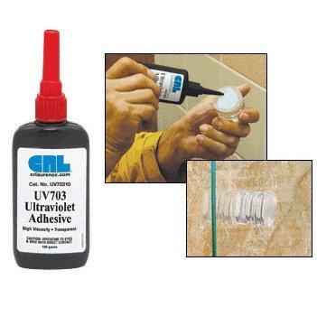 UV703 High Viscosity UV Adhesive - 100g