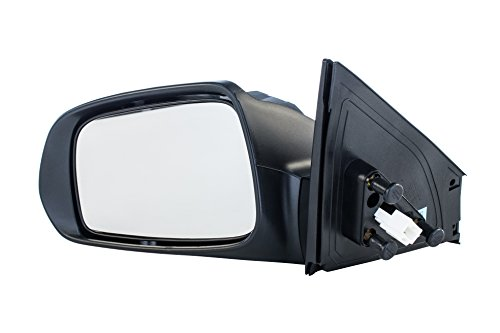 - Driver Side Mirror for Scion tC (2005 2006 2007 2008 2009 2010) Unpainted Non-Heated Non-Folding Left Outside Rear View Replacement Door Mirror with Turn Signal Lamp
