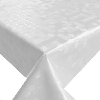 DecoHomeTextil - Mantel de Hule para Mesa de jardín, Ancho 140 cm ...