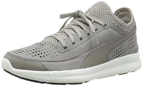 PUMA Ignite Sock Men Running Shoes Fitness Jogging 360570 02 grey, shoe size:EUR 42 by PUMA