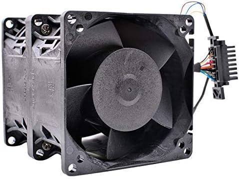 Brand new original DELTA GFM0812DU 8085 80x80x85mm DC 12V 14A Large air volume booster server cooling fan