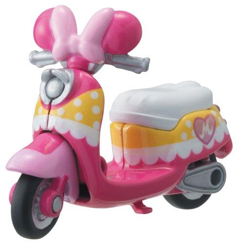 チムチム ミニーマウス(ピンク×ホワイト) 「トミカ ディズニーモータース DM-05」の商品画像