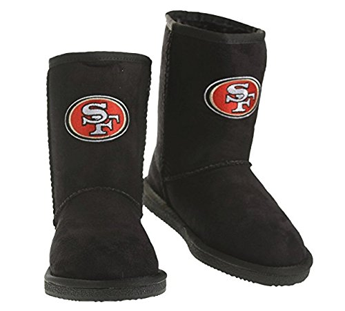 Ultimate Fan Francisco Boot 49ers Black The Women's San NFL wUXHnxdx