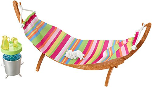 - Barbie Hammock Furniture & Accessory Set