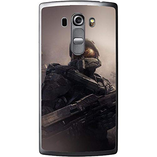 Silicone Case Halo Soldier LG G4 Beat G4s H735]()
