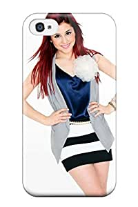 Iphone 4/4s Case Cover Skin : Premium High Quality Women Redheads People Women Case