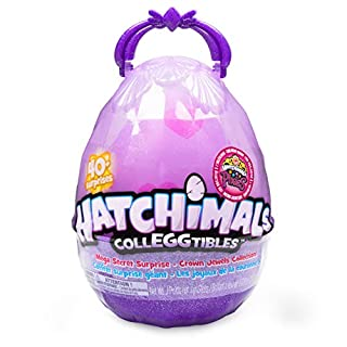 Hatchimals CollEGGtibles, Mega Secret Surprise with 10 Exclusive and 1 Pixies Royal