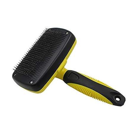Hemio - Cepillo de autolimpieza, Cepillo de desbrozador, brocha de ...