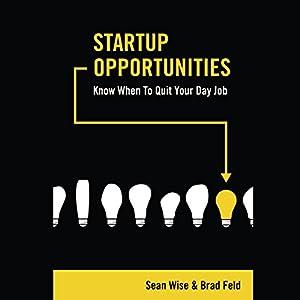 Startup Opportunities Audiobook