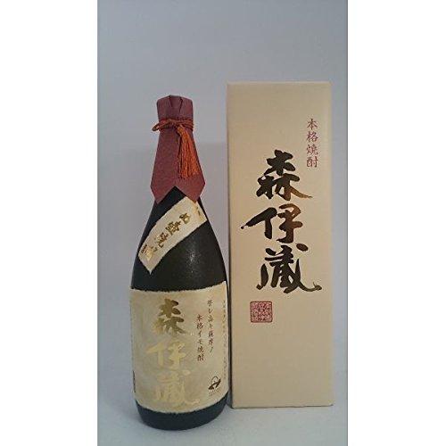 森伊蔵 金ラベル720ml 25°森伊蔵酒造の商品画像