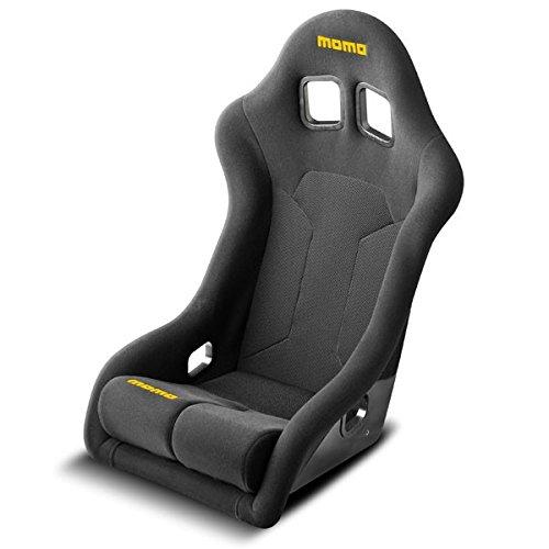 MOMO 1071BLK Racing Seat (Seats Momo Racing)